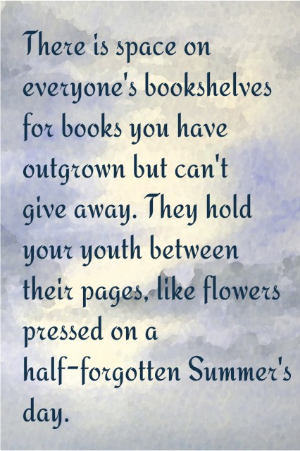 books outgrown cant giveaway