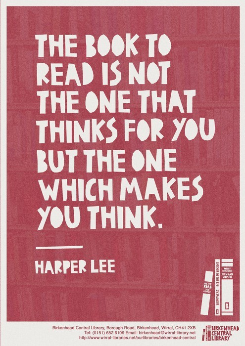 harper lee book quote