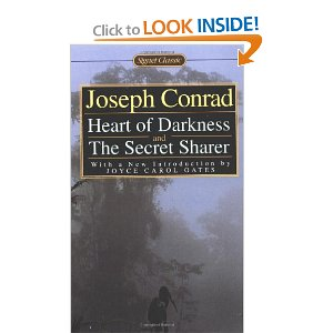 heart of darkness and secret sharer