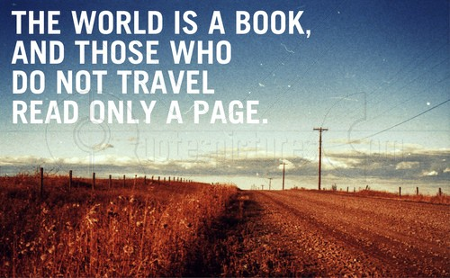 the-world-is-a-book-advice-quote