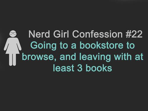 nerd girl confession 22