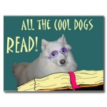 all the cool dogs read