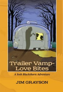 Trailer Vamp love bites cover image