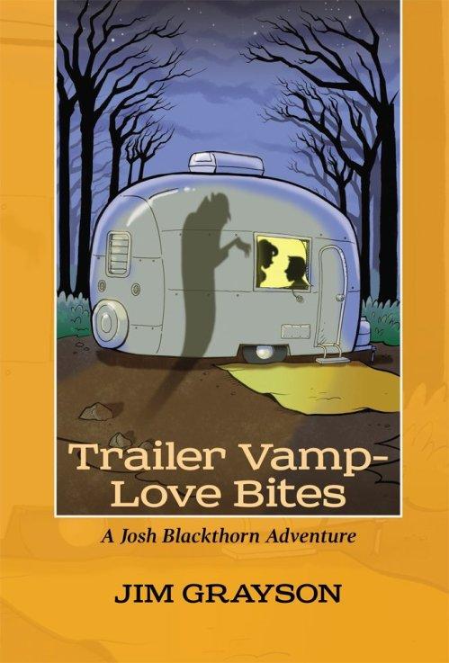 Trailer Vamp love bites cover image