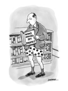 c-covert-darbyshire-man-in-a-bookstore-wearing-only-his-underwear-reading-a-book-titled-who-new-yorker-cartoon
