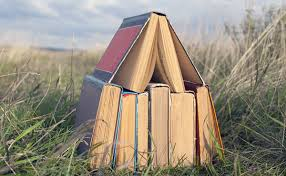 books in field
